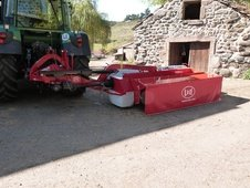 Faucheuse conditionneuse 						 Lely 						 Splendimo 280 MC